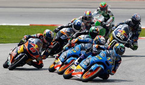 carrera Moto3 GP Malasia 2014