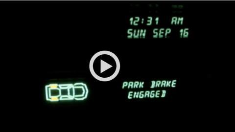 En los 80, los coches ya hablaban
