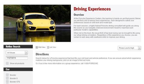 Porsche Cayman GT4, confirmado por error