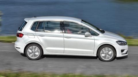 Comparativa: BMW 2 Active Tourer, Golf Sportsvan y C-Max