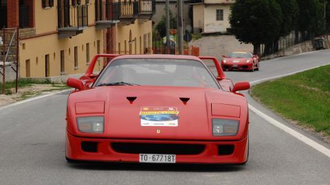 Se incautan en Italia de una colección de coches