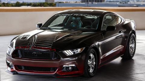 Ford Mustang King Cobra frontal