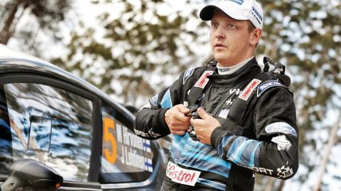 Mikko Hirvonen se retira del WRC