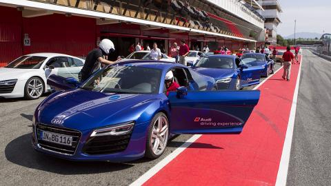 Audi Driving Experience Sportcar 1