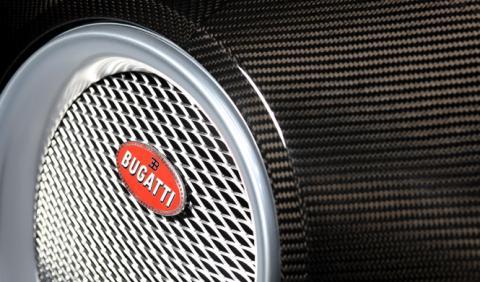 Cazado el sucesor del Bugatti Veyron