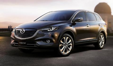 Mazda CX-9 2015, sólo 100 unidades a la venta en España