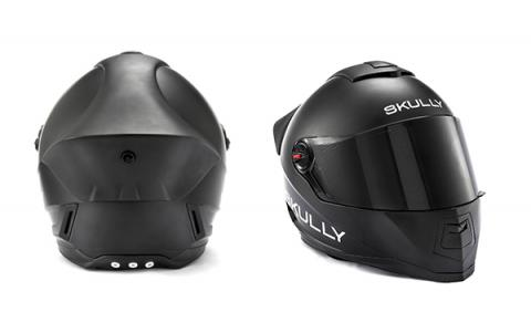 casco Skully HD