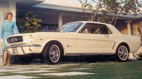Coches americanos cambiaron mundo Ford Mustang