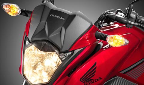 Honda CB125F 2015 faro