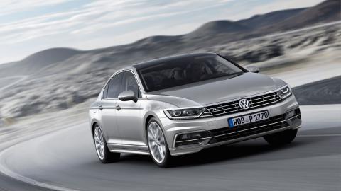 Nuevo Volkswagen Passat 2014: más grande, más premium