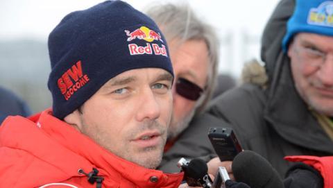 Loeb disputará el Rally de Montecarlo 2015 con un Citroën