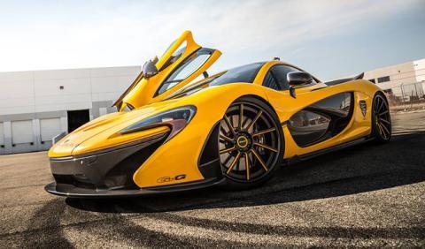 Vende su McLaren P1 para comprar un P1 de otro color