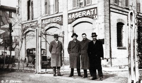 Hermanos Maserati