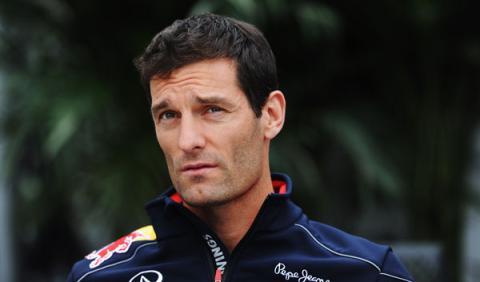 Mark Webber, ingresado en el hospital tras un accidente