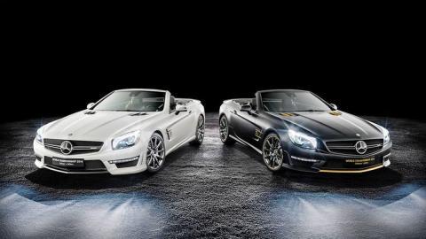 Mercedes SL 63 AMG Collectors