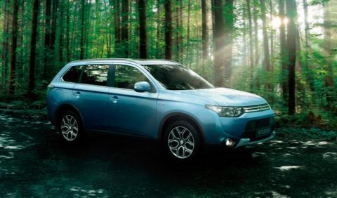 Mitsubishi Outlander PHEV 2015: ya está aquí