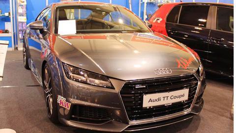 Wimmer Audi TT 8S
