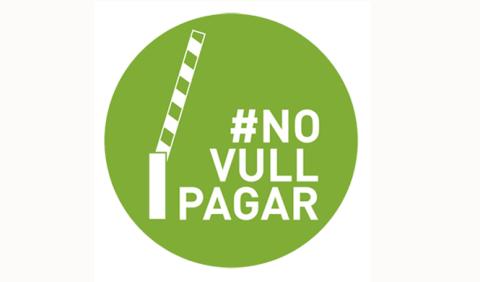 Piden que se anulen las multas del #novullpagar