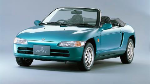 Honda Beat - frontal