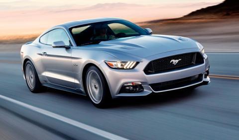 Conductor ebrio povoca el accidente de un Ford Mustang 2015