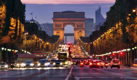París quiere prohibir los coches diésel para 2020
