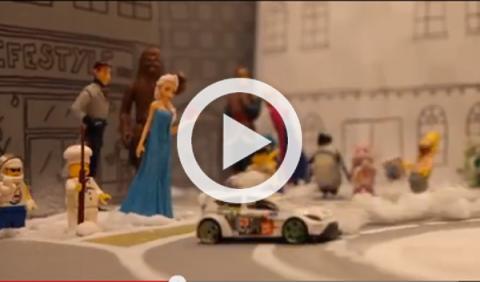 Ford presenta Snowkhana 3 justo a tiempo para las navidades