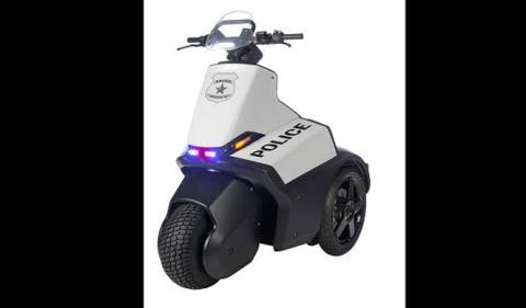 Segway SE-3 Patroller: un vehículo 100% policial