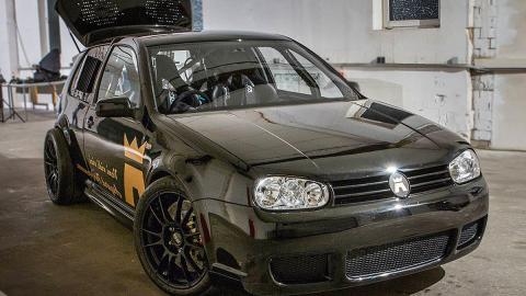 Golf III de Asgard de 1.500 CV