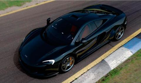 Oficial: nuevo McLaren 650S Limited Edition 2015
