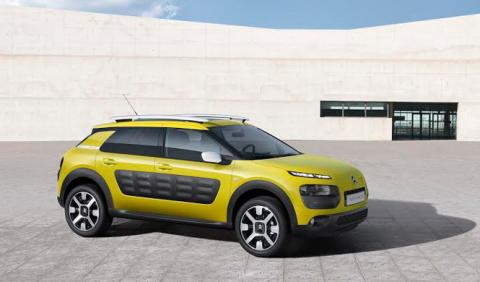 Citroën C4 Cactus, 'Coche del Año en España 2015'