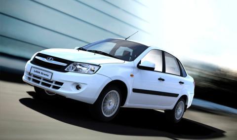Lada ya no tiene el coche más vendido en Rusia