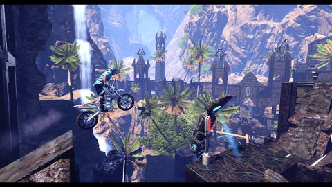 Los mejores juegos de motos de 2014: Trials Fusion