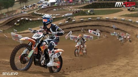 Los mejores juegos de motos de 2014: MXGP The Official Motocross Videogame