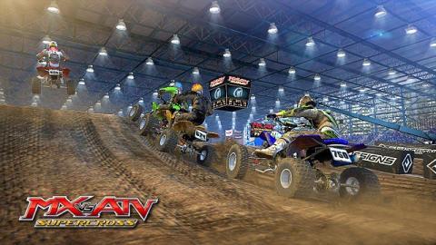 Los mejores juegos de motos de 2014: MX vs ATV Supercross