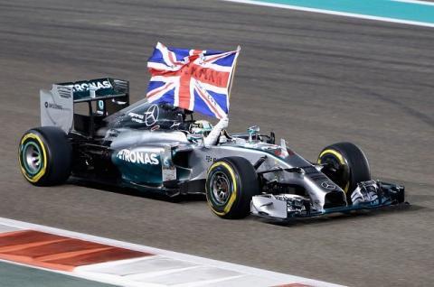 Los juegos de carreras de 2015: F1 2015.