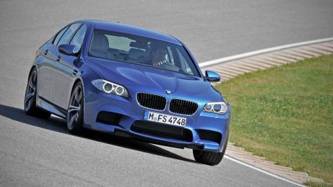 mejores berlinas deportivas BMW M5