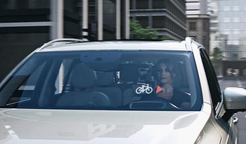 Volvo sistema bicis