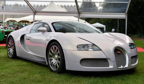 Solo quedan ocho unidades del Bugatti Veyron por vender