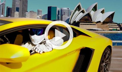Primer tráiler de la temporada 22 de Top Gear