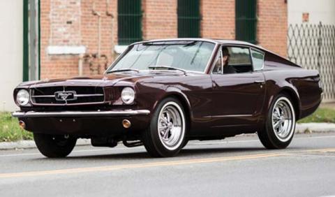 A subasta un Ford Mustang Shorty único de 1975