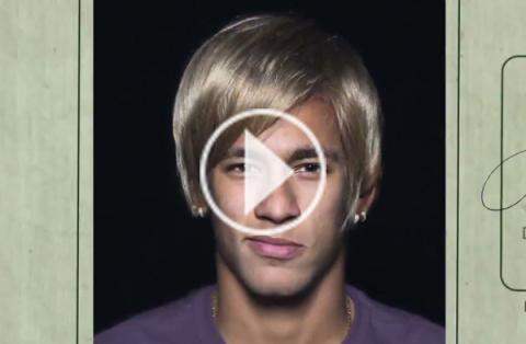 Neymar, protagonista de un anuncio de Volkswagen