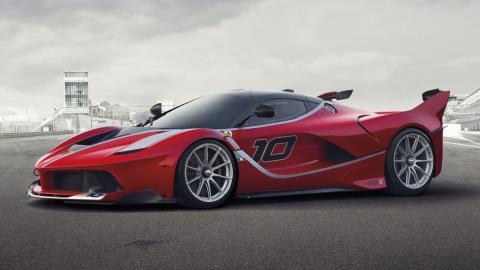 deportivos radicales 2014 Ferrari FXX K