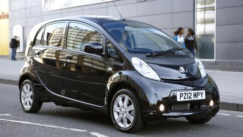 coches más deprecian Peugeot iON