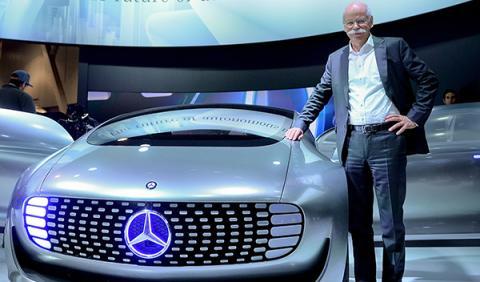 """Daimler: """"No estamos interesados en la patente de Toyota"""""""