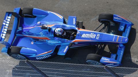 Fórmula E, Buenos Aires: Da Costa gana una carrera loca