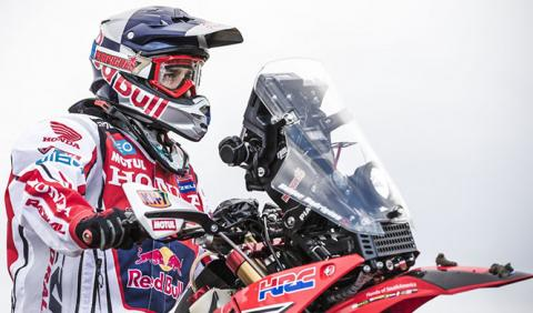 Rally Dakar 2015: etapa 9: segunda victoria de Rodrigues