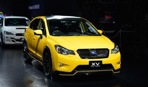 Subaru XV Sport Concept 2015