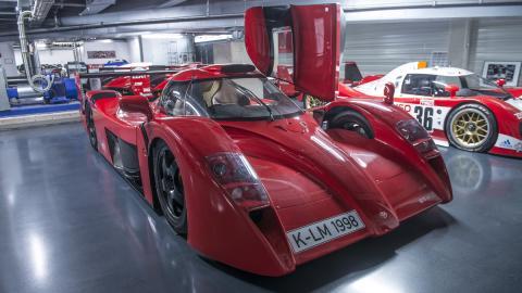 superdeportivos más exclusivos Laferrari Toyota TS02 GT-One Road Car