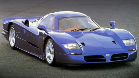 Nissan R391 Gt1 Road