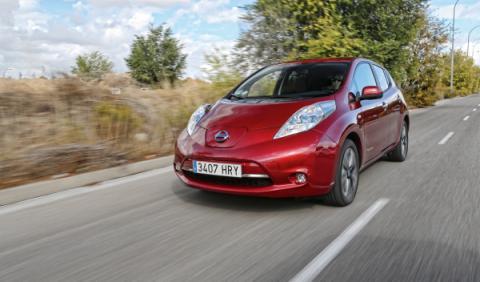 El nuevo Nissan Leaf podrá duplicar la autonomía